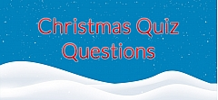 Family Christmas Party Quiz (Part 1 Questions)
