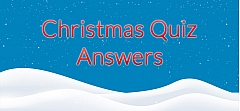 Family Christmas Party Quiz (Part 2 Answers)